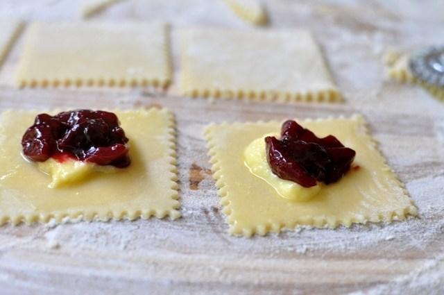 Cherry Cream Cheese Hand Pies