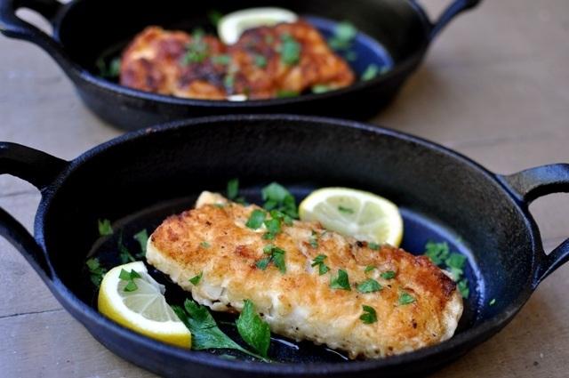 FoodSwoon » Poisson Meunière